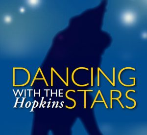Dancing with the Hopkins Stars Sillhouette
