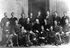 Johns Hopkins residents from 1897
